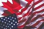 America/Canada Flag